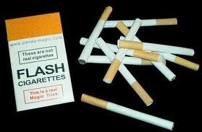 Imagens de Cigarros Flash