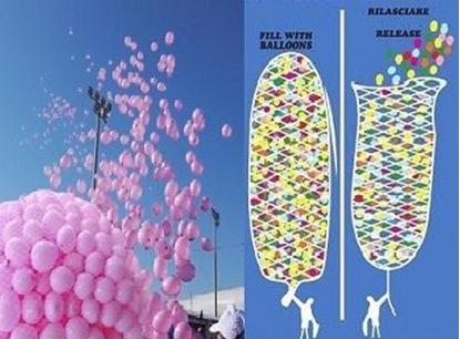 Imagens de Rede 200 Balões