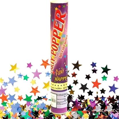 Imagens de Lança confettis 80 cm