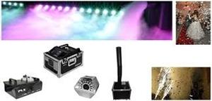 Imagens por categoria Máquinas de Efeitos e Consumíveis