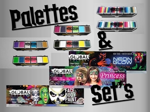 Imagens por categoria Palettes & Set's