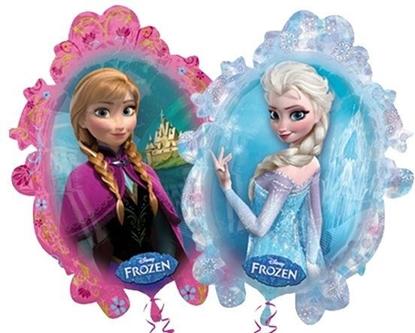 Imagens de Balão Frozen 2 Lados