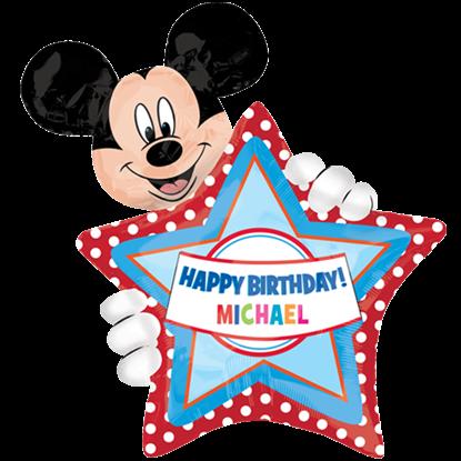 Imagens de Balão Mickey Happy Birthday