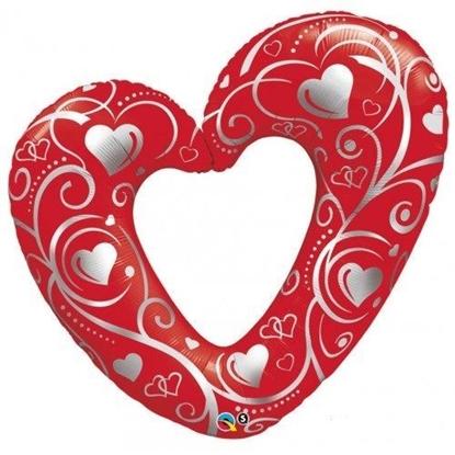 Imagens de Balão Qualatex Coração