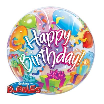 Imagens de Bubble Happy Birthday Surpresa