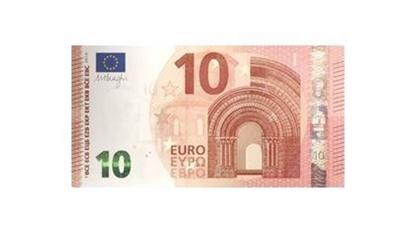 Imagens de Notas Papel Flash 10 euros