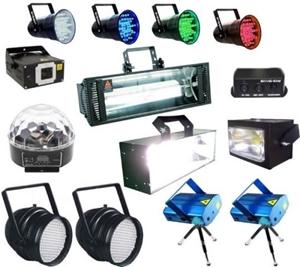 Imagens por categoria Iluminação Profissional