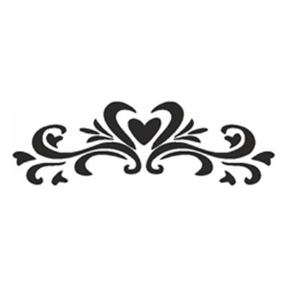 Imagens de Stencil Coração