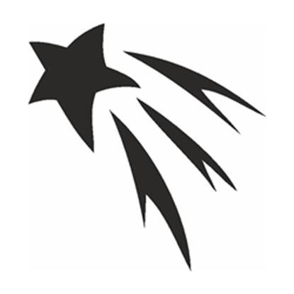 Imagens de Stencil Estrela