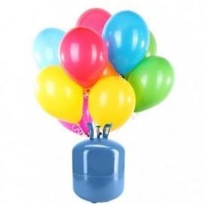 Imagens de Kit Helium 30 Balões