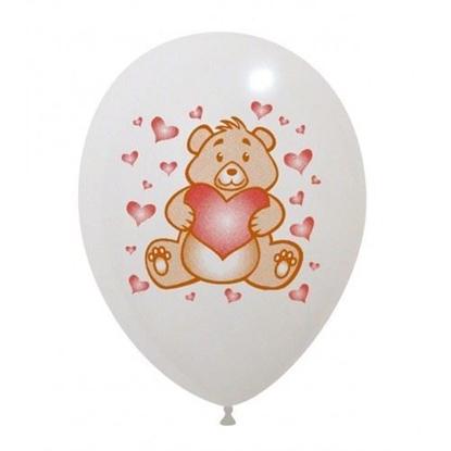 Imagens de Balão Urso de Peluche Love