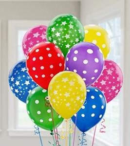 Imagens por categoria Balões 12PL Decorados