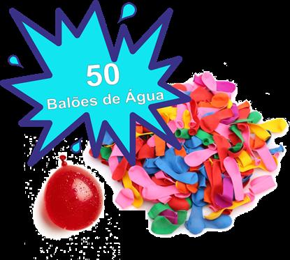 Imagens de Balão de Água 50un