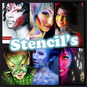 Imagens por categoria Stencil's (Bad Ass Stencils)