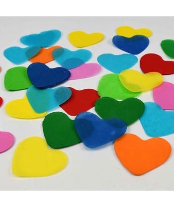 Imagens de Confettis de Papel Coração