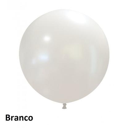 Imagens de Balão 50cm Cores Metalizadas