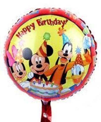 Imagens de Balão Happy Birthday Mickey Mouse