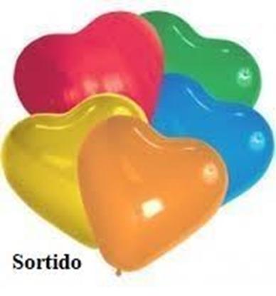 Imagens de Balão Coração Standart 30 cm