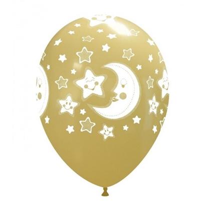 Imagens de Balão Lua e Estrelas