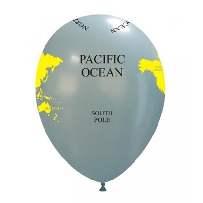 Imagens de Balão Mapa Mundo