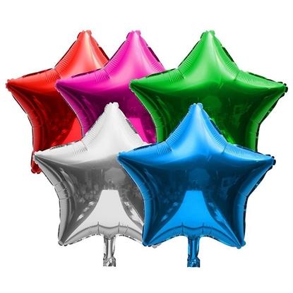 Imagens de Balão Foil Estrela 9'