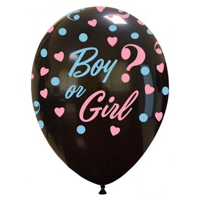 Imagens de Balão Revelação Bébé (Boy Or Girl?)