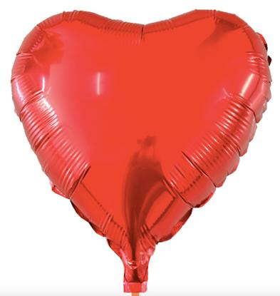 Imagens de Coração Vermelho 46cm