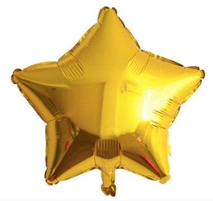 Imagens de Estrela Dourado 46cm