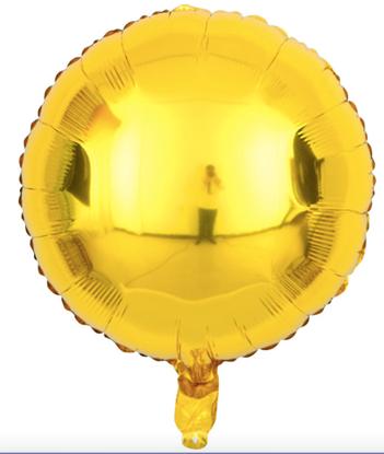 Imagens de Bola Dourada 46cm