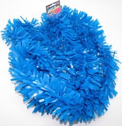 Imagens de Festão Metalizado Azul 3M