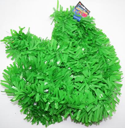 Imagens de Festão Metalizado Verde 3M