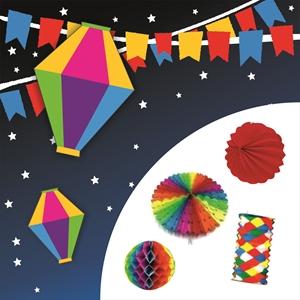 Imagens por categoria Balões, Leques e Lanternas de Papel