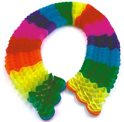 Imagens de Harmónio Colorido Favo de Mel 3M